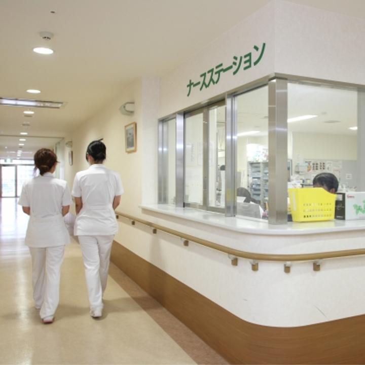 看護師の職場
