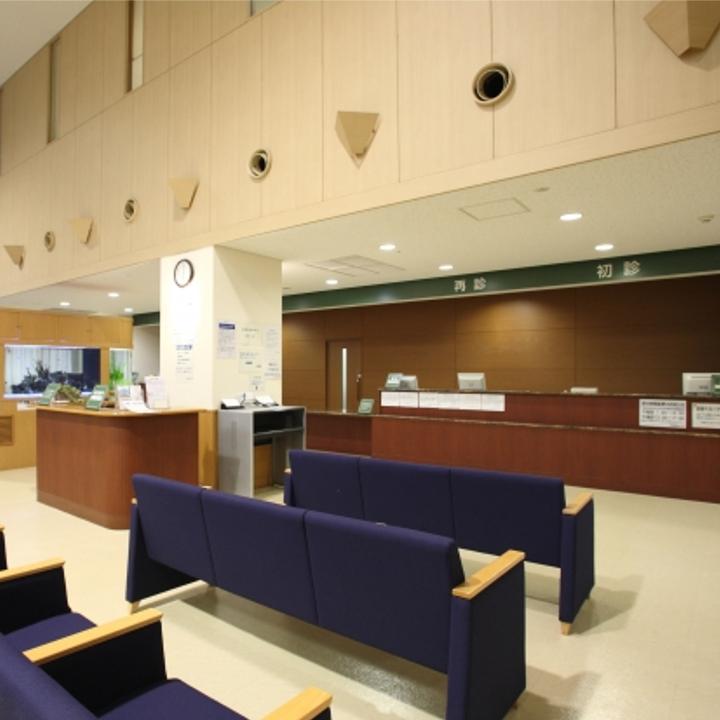 病院の入口の印象が大切